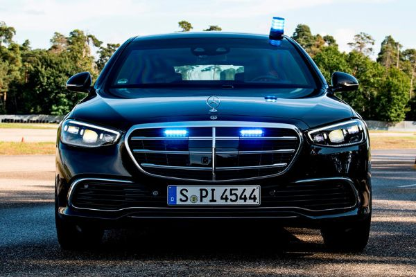 $540K Luxury Bunker : Mercedes Wants Heads Of State And VIPs To Entrust Their Lives To New Armoured S680 GUARD 4MATIC - autojosh