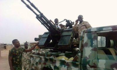 NAF Denies Paying N20m To Collect Anti-aircraft Gun From Bandits To Avoid Shooting Down Buhari's Plane - autojosh