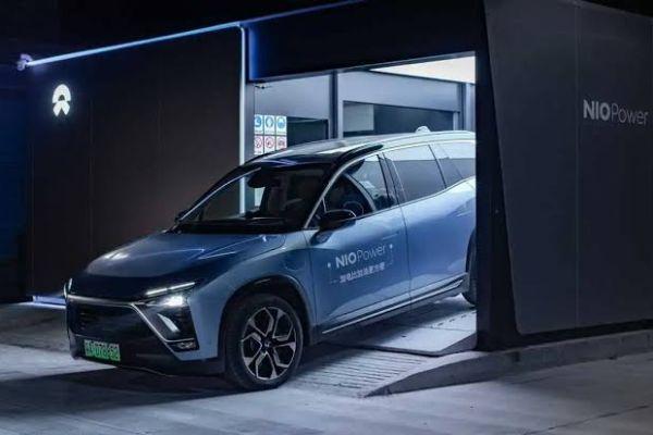 NIO Celebrates 4 Million Battery Swaps, Takes 3-min To Change EVs Dead Batteries With Charged Ones - autojosh