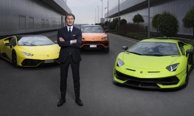 Lamborghini Delivered A Record 6,902 Cars From Jan To Sept, N250m Urus SUV Remained Best-seller - autojosh