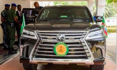 S'East Meeting : Uzodinma Stopped From Taking Armoured Vehicles Manned By Armed Guards Into The Complex - autojosh