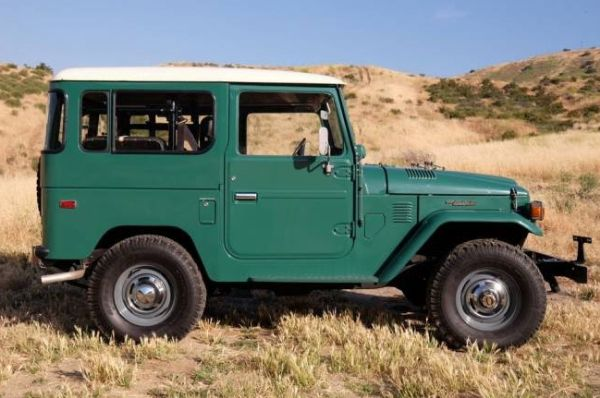 Toyota To Reproduce Spare Parts For Iconic Land Cruiser 40 Series Produced Between 1960 And 1984 - autojosh