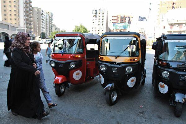 Keke Marwa Becomes More Popular In Lebanon Due To Taxi Fare Rise - autojosh