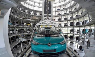 VW's Electric Vehicle Deliveries To China More Than Triple In The First 9-months Of 2021 -autojosh